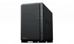 Synology DS218play DC1,4GhzCPU/1Gb/RAID0,1/up to 2hot plug HDDs SATA(3,5'')/2xUSB3.0/1GigEth/iSCSI/2xIPcam(upto15)/1xPS repl DS216play