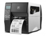 Zebra DT Printer ZT230; 203 dpi, Euro and UK cord, Serial, USB, Peel