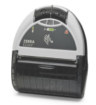 "Zebra EZ320 Mobile Printer 3"", USB, Bluetooth, PSU"