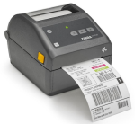 Zebra DT Printer ZD420; Standard EZPL, 203 dpi, EU, USB, USB Host, Modular Connectivity Slot