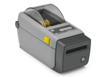 "Zebra DT Printer ZD410; 2"", 203 dpi, EU and UK Cords, USB, USB Host, BTLE, EZPL"