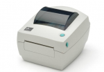 Zebra DT Printer, GC420d; 203DPI, EU and UK Cords, EPL and ZPL, USB, Serial and Parallel (Centronics), 8MB Std Flash, 8MB SDRAM