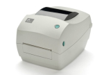 Zebra TT Printer, GC420t; 203DPI, EU and UK Cords, EPL and ZPL, USB, Serial and Parallel (Centronics), 8MB Std Flash, 8MB SDRAM