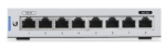 Ubiquiti 8-Port Fully Managed Gigabit Switch with POE passthrough